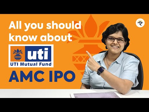 UTI AMC IPO review | All you should know about | CA Rachana Ranade