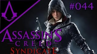Assassin's Creed Syndicate - PS4 #044 - Spionjagd - Let's Play Deutsch HD