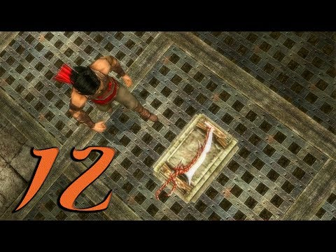 Scorpion Sword, Wind Of Fate & Executioners - Prince of Persia: Warrior Within - Part 12