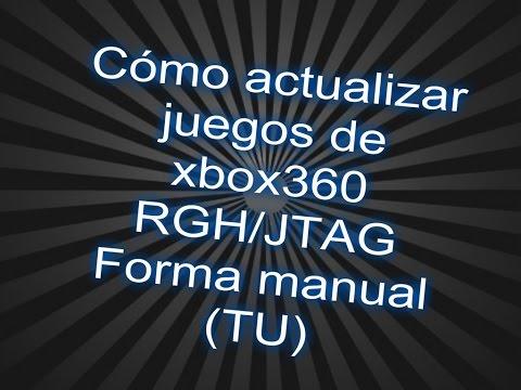 cómo-actualizar-juegos-de-xbox-360-rgh/jtag-de-forma-manual