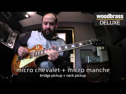 Test Woodbrass Deluxe: Maybach Lester Midnight Sunset '59 Aged