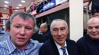 Министр спорта Камчатского края Андрей Борисович Иванов!