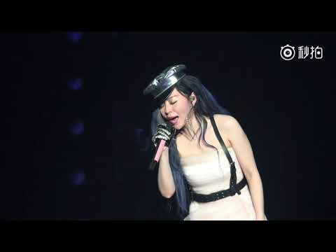 Jane's secret tour (Shenzhen)-Wei Xiao Yi Hou, Shu Qian, Hai Zi De Yan Jing by Jane Zhang