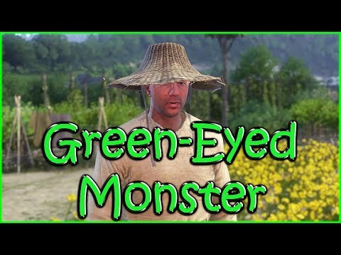 Kingdom Come Deliverance Game - Green Eyed Monster - Evil Choice |