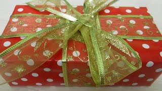 Мой день рождения. Мои подарки!