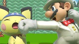 Sooo I decided to play Mario...