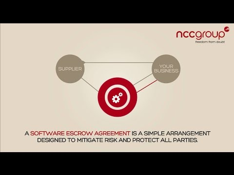 What is Software Escrow? (UK version)