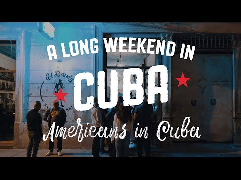 Cuba Travel Series - Flying to Cuba from California (Ch. 1)
