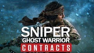 Sniper: Ghost Warrior Contracts - ПЕРВЫЕ ПОДРОБНОСТИ / ДЕВУШКА-СНАЙПЕР, СИБИРЬ, КОНТРАКТЫ!
