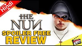 THE NUN: Movie Review [Explained In Hindi]