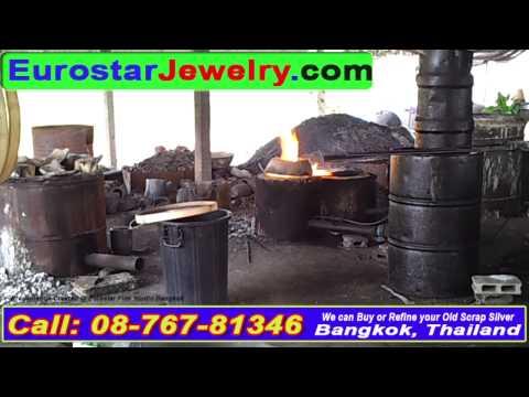 Refinery in Bangkok, Silver refinery in Bangkok, Thailand, Gold Refinery in Bangkok, Thailand