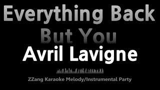 avril-lavigne-everything-back-but-you-melody-zzang-karaoke