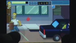 The Simpsons Arcade iPhone Gameplay Video Review - AppSpy.com