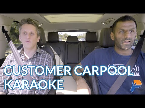 Carpool Karaoke:  Customer Success Edition (Extended)