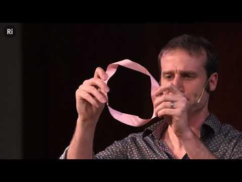 Лента Мёбиуса с Мэттом Паркером (фрагмент шоу 'Четырехмерная математика')