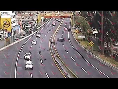 Los accidentes carreteros