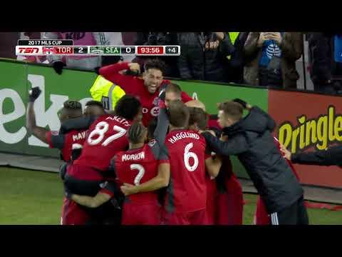 MLS Cup: Victor Vazquez Goal - December 9, 2017