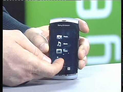 Sony Ericsson Vivaz™ Overview