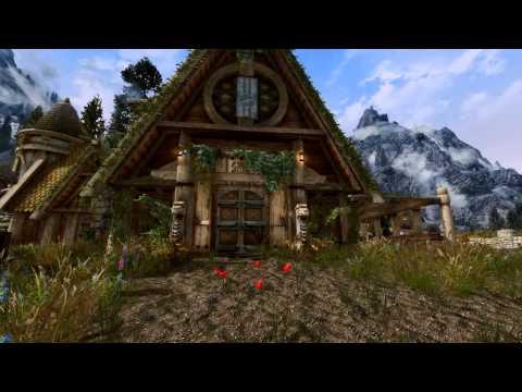 Skyrim Nicely Modded - My Cosy Estate