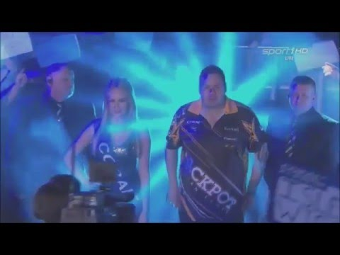 Adrian Lewis Walk On UK Open 2016