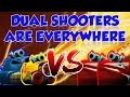 Dual Shooters Are Everywhere | 2v2 Event | Battle Bay | Bastone