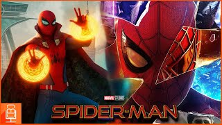 New MCU Spider-Man Actor Talk Taking Over Tom Holland's Spider-Man Role In Animation Side Of MCU