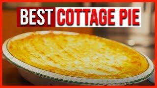 Best cottage pie recipe in the world