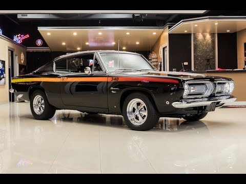 1968 Plymouth Baracuda For Sale