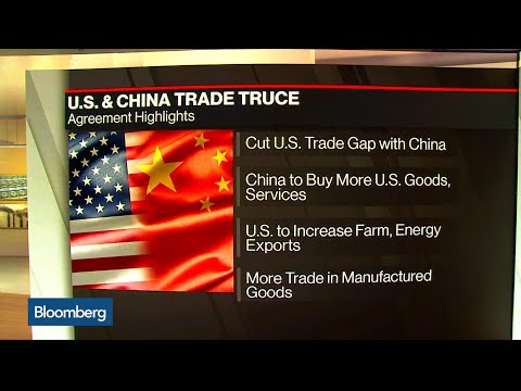 U.S.- China Trade Dispute Truce Might Not Last