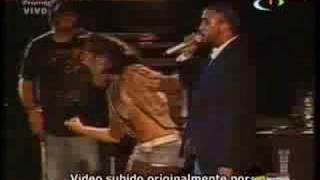 Don Omar - Nadie Como Tu ( Barquisimeto Top Festival 2008 )