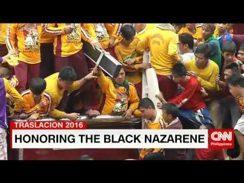 Honoring the Black Nazarene