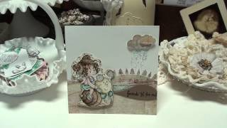 Whimsy and Stamping Bella cards.....:)