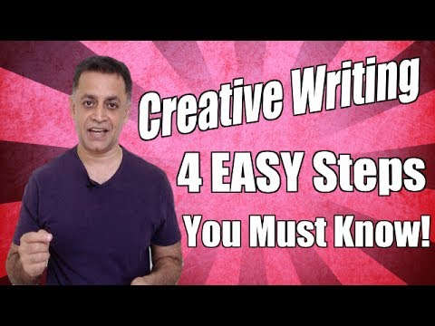 creative writing easy steps an essay writer must know