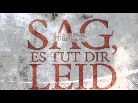 Sag, es tut dir leid YouTube Hörbuch Trailer auf Deutsch