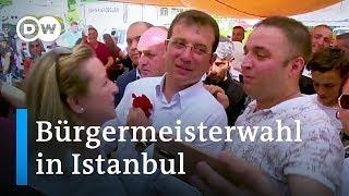 Türkei: Die Bürgermeisterwahl von Istanbul | Fokus Europa