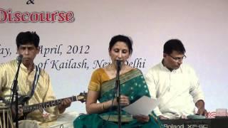 Singer Simrat Chhabra - O Kanha Mujhko Bhi Rang Le Apne Rang main (bhajan)