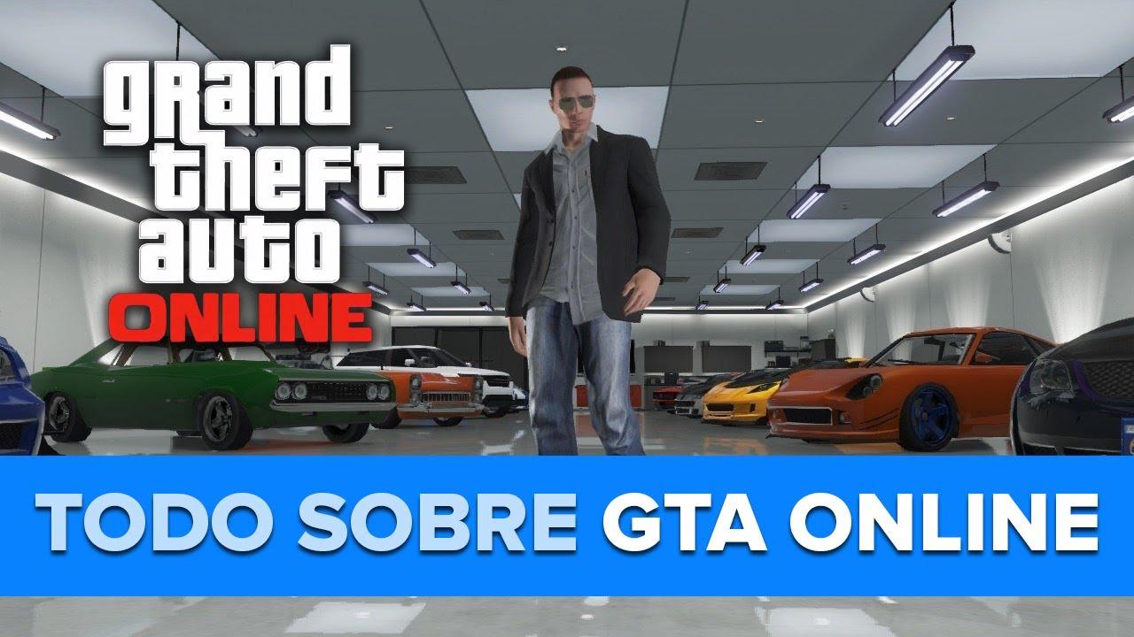 GTA Online: TODOS LOS DETALLES