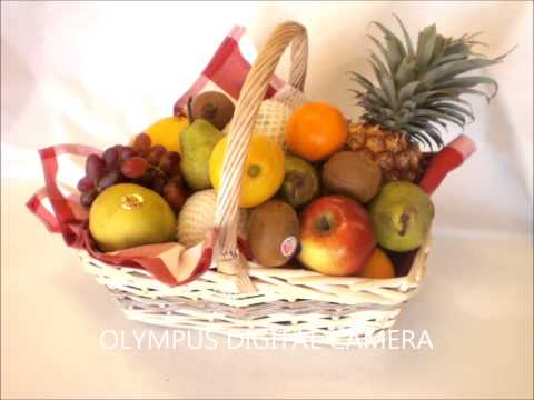 """""""Gangnam style"""" Gift Hampers & Fruit Baskets for this Christmas"""