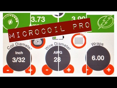 Microcoil Pro by Swiss Vaping Precision