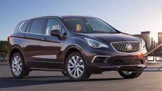 2015 Buick Envision (Chinese spec) Review Rendered Price Specs Release Date