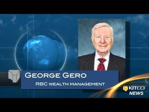 George Gero of RBC Wealth Management on Kitco News