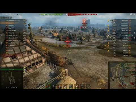 WoT - T20 wrecking AMX 12 t