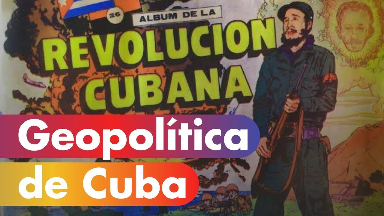 GEOPOLÍTICA DE CUBA | Professor HOC