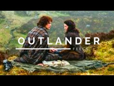 Outlander - Claire + Jamie - all the feels