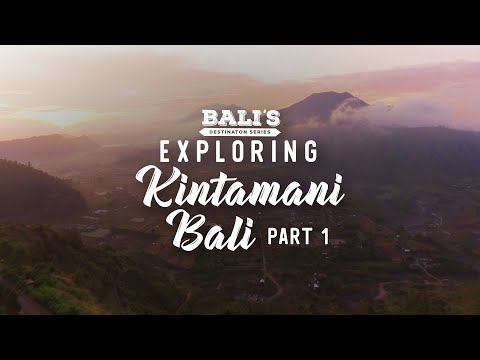 EXPLORING KINTAMANI PART 1 #BaliGoLiveAdventure #BaliGoLiveD