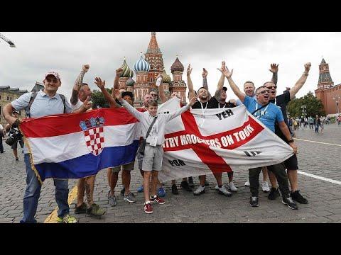 Croatie ou Angleterre pour les Bleus ?