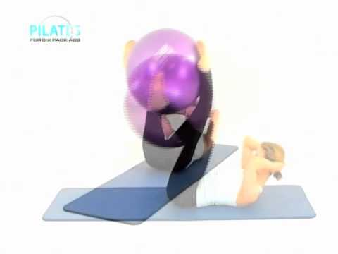 Pilates Spécial Abdominaux (extrait)