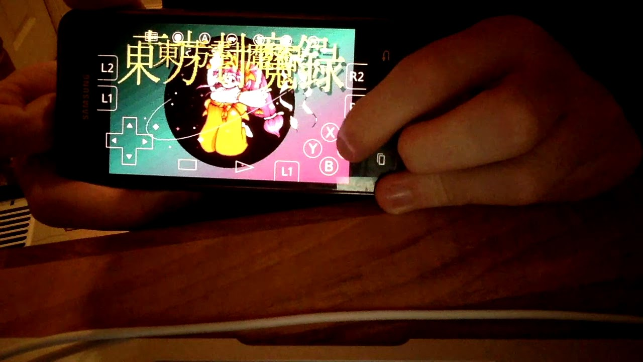 PC-98 Touhou On My Android Smartphone!