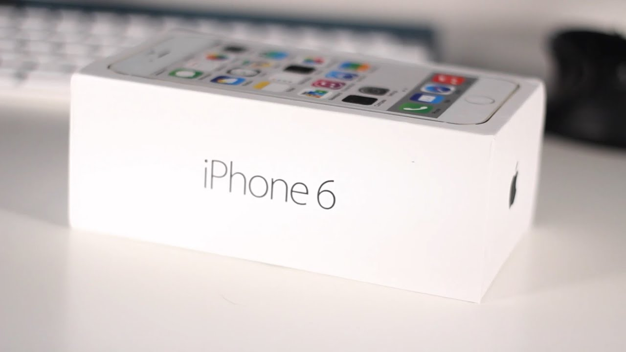 iphone 6 box iphone 6 unboxing clone 11296