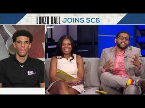 Download Youtube: Lonzo Ball wants to play with LeBron James